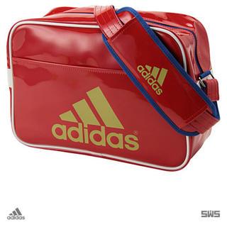 アディダス(adidas)のアディダス ショルダーバッグ 赤(ショルダーバッグ)