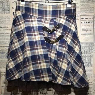 リズリサ(LIZ LISA)のLIZ LISA リズリサ スカート サイズ0(ミニスカート)