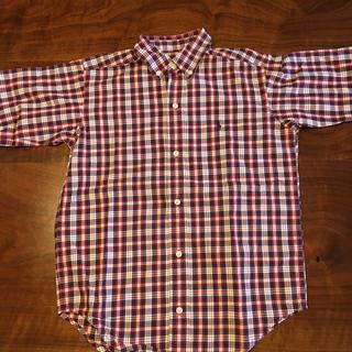 ラルフローレン(Ralph Lauren)のRalph Lauren  ボタンダウンシャツ(ブラウス)