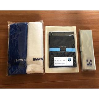 BMW - BMW タオル ノートブック ペンケース
