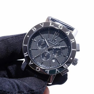 new product fa0f3 2b000 BVLGARI - かげ様専用 ブルガリ エルゴン EG40BSVDの通販|ラクマ