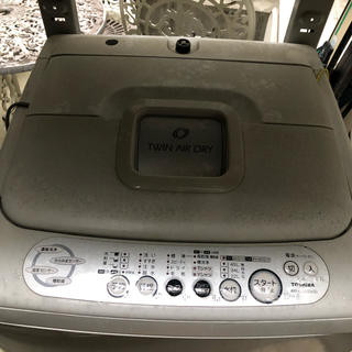 トウシバ(東芝)の梅雨に活躍! 乾燥機と洗濯機をセットで。(衣類乾燥機)