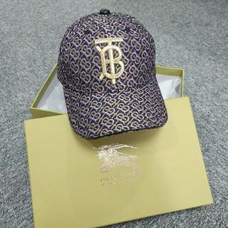 バーバリー(BURBERRY)のBURBERRY 帽子 キャップ 男女兼用 夏コーデ(キャップ)