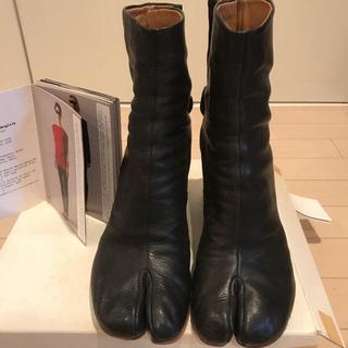 マルタンマルジェラ(Maison Martin Margiela)のマルジェラ 足袋ブーツ 限定(ブーツ)