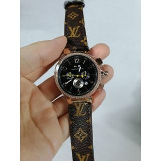 ルイヴィトン(LOUIS VUITTON)の動作確認済 ルイヴィトン ウォッチ メンズ (腕時計(アナログ))