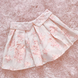 リズリサ(LIZ LISA)の本日限定 レア Alice skirt(ミニスカート)