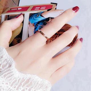 431新着 ステンレスリング シンプル 華奢 光沢 アレルギー対応 指輪 甲丸(リング(指輪))