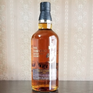 サントリー(サントリー)の山崎リミテッドエディション2015 新品未開栓(ウイスキー)