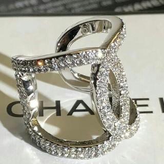 CHANEL - 超美品 シャネル 指輪