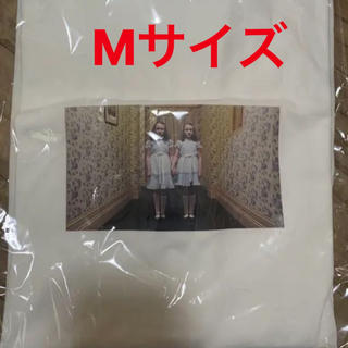 GU - GU  シャイニング tシャツ 白 新品