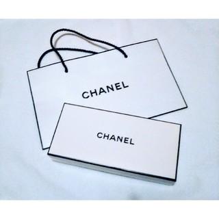 シャネル(CHANEL)のシャネル。ショッパー付き。サボン2個用のお箱。(その他)