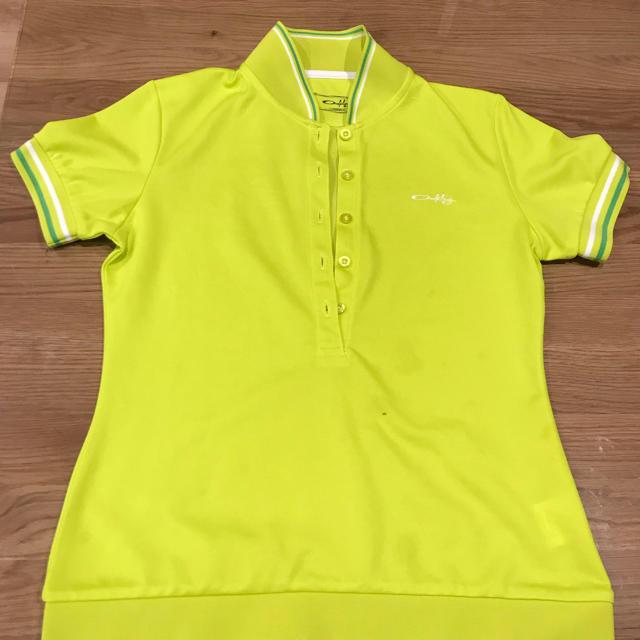 Oakley(オークリー)のオークリー ポロシャツ スポーツ/アウトドアのゴルフ(ウエア)の商品写真
