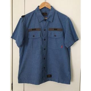 ダブルタップス(W)taps)のWTAPS 17SS BUDS SS 01 半袖シャツ(シャツ)