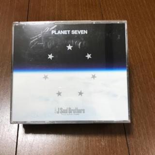 サンダイメジェイソウルブラザーズ(三代目 J Soul Brothers)の三代目J Soul Brothers PLANET SEVEN(ミュージック)