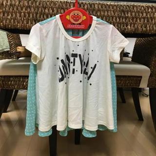Donkey Jossy - Donkey Jossy 女の子Tシャツ 110センチ