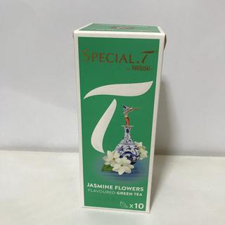 ネスレ(Nestle)のフレーバーグリーンティー ジャスミン茶(カプセル)(茶)