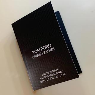 トムフォード(TOM FORD)の新品 トムフォード オンブレレザー オードパルファム(香水(女性用))