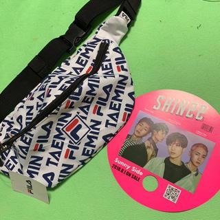 シャイニー(SHINee)のSHINeeテミン×FILAボディバック(K-POP/アジア)