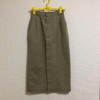 ラルフローレン(Ralph Lauren)のラルフローレン  チノスカート/ロングスカート(ロングスカート)