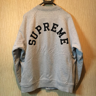 Supreme Snap Front Arc Logo Jacket