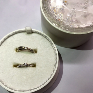 ヨンドシー(4℃)の4℃指輪(リング(指輪))