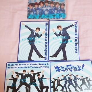キスマイフットツー(Kis-My-Ft2)のキスマイ ウナコーワ カード(アイドルグッズ)