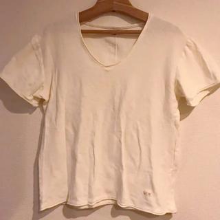 ナノユニバース(nano・universe)のナノユニバース Vネック Tシャツ(Tシャツ/カットソー(半袖/袖なし))
