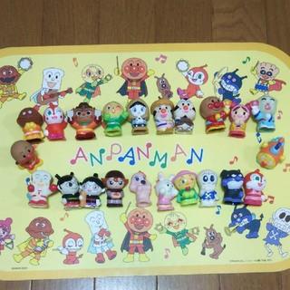 アンパンマン(アンパンマン)のアンパンマン 指人形(ぬいぐるみ/人形)