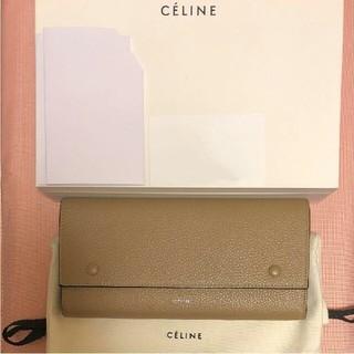 セリーヌ(celine)の正規品 CELINE 長財布(長財布)