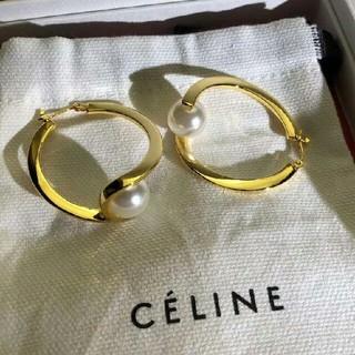 セリーヌ(celine)のceline ピアス(ピアス)