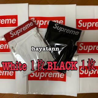 Supreme - 【新品】supreme ボクサーブリーフ 白黒セット