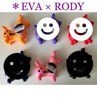 Rody - 【個売り】EVA × RODY(DAISO100均マスコット)
