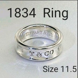 ティファニー(Tiffany & Co.)のティファニー1837リング(リング(指輪))