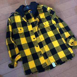ダブルタップス(W)taps)のdescendant フード付きシャツ(シャツ)