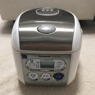 パナソニック(Panasonic)の炊飯器 3合炊き(炊飯器)
