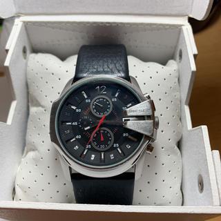 DIESEL - 美品! DIESEL 10BAR 腕時計