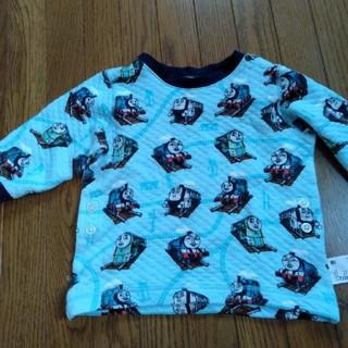 ユニクロ(UNIQLO)のトーマスのパジャマ上のみ90(パジャマ)