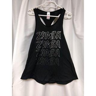 Zumba - ZUMBA タンクトップ ブラック 黒 ズンバ XSサイズ