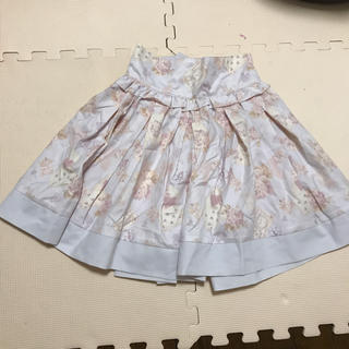 リズリサ(LIZ LISA)のLIZ LISA 限定スカート(ミニスカート)