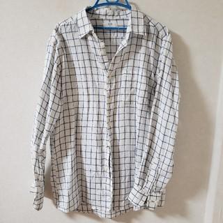 ユニクロ(UNIQLO)のメンズ 長袖 シャツ XLサイズ UNIQLO(シャツ)