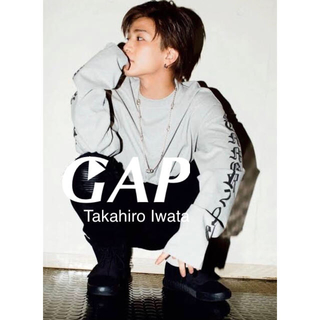 ギャップ(GAP)の新品 GAP 岩田剛典 雑誌掲載 新作 スキニー ジーパン パンツ(デニム/ジーンズ)