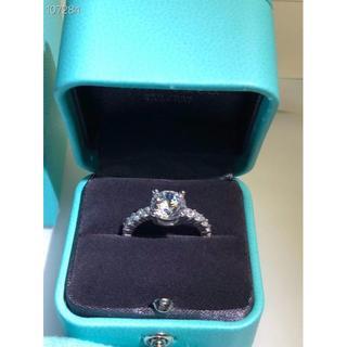 ティファニー(Tiffany & Co.)のティファニー TIFFANY & CO. 指輪 PT950(リング(指輪))
