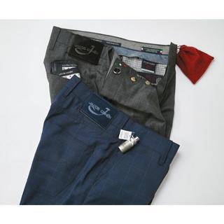 ヤコブコーエン(JACOB COHEN)の限定モデル ヤコブコーエン J666 wool フレグランス付き ネイビー30(デニム/ジーンズ)