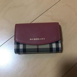 バーバリー(BURBERRY)のBurberry パスケース(名刺入れ/定期入れ)