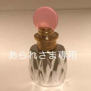 ミュウミュウ(miumiu)のmiumiu 限定 香水 7.5ml フルールダルジャン  アブソリュ(香水(女性用))