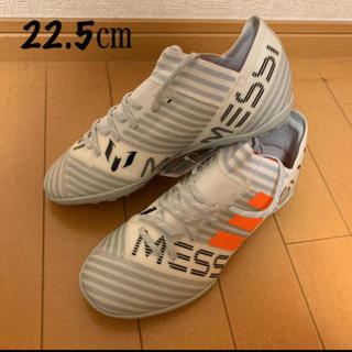 adidas - 新品未使用 アディダス 22.5㎝ サッカートレーニングシューズ トレシュー X