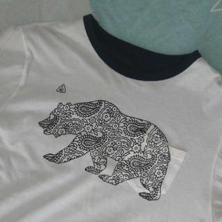 コーエン(coen)のカリフォルニアベアー リバーシブルT(Tシャツ/カットソー(半袖/袖なし))