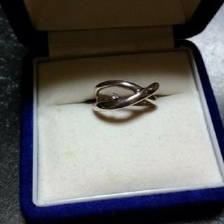 小さなダイヤのリング(リング(指輪))