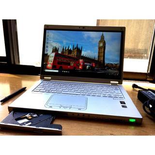 パナソニック(Panasonic)の43. CF-MX4 i5 4GB 128G/SSD  Let's note(ノートPC)