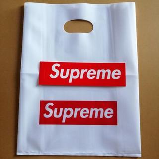 Supreme ステッカー ショッパー